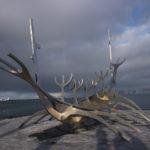 Sculpture Sólfar